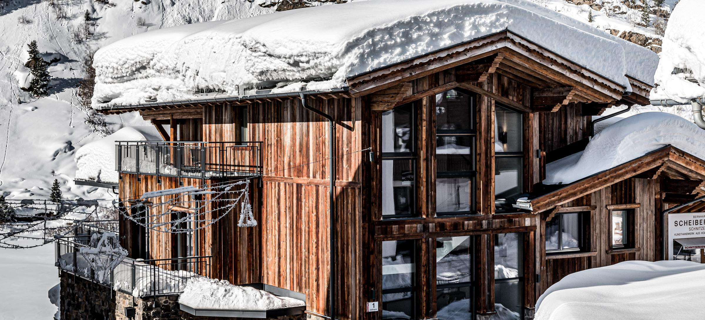 private holiday apartment obergurgl edelweiss | © Alexander Maria Lohmann