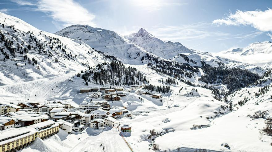 apartments at the slope obergurgl | © Alexander Maria Lohmann