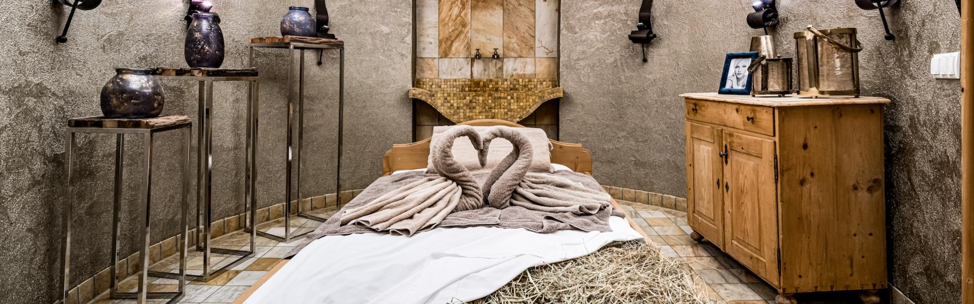 bed of hay 4 stars s hotel tyrol edelweiss