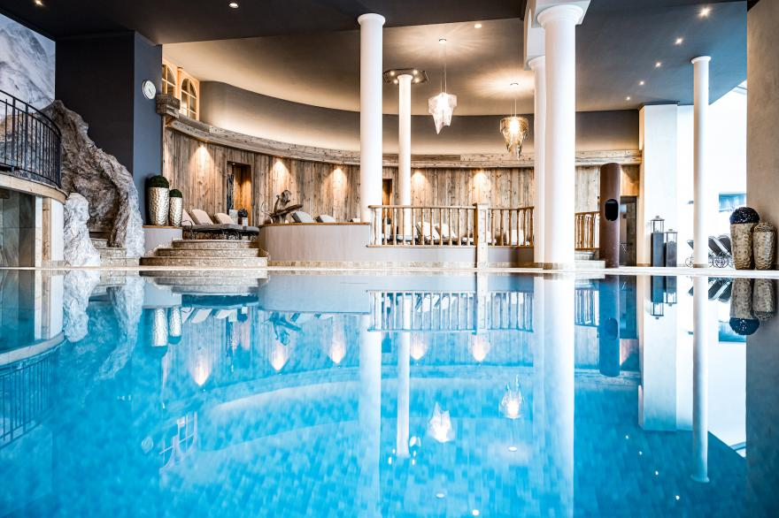 hotel tirol mit indoor pool