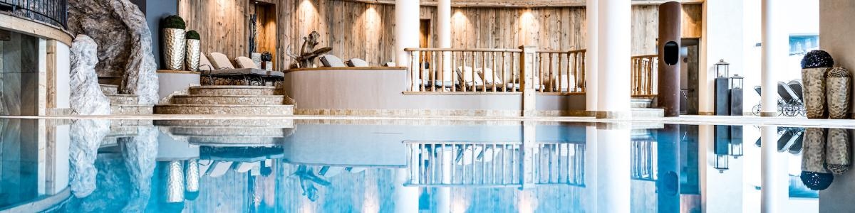 hotel tirol with indoor pool