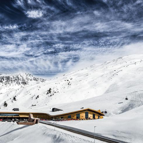 top mountain motorcycle museum hochgurgl | © Alexander Maria Lohmann